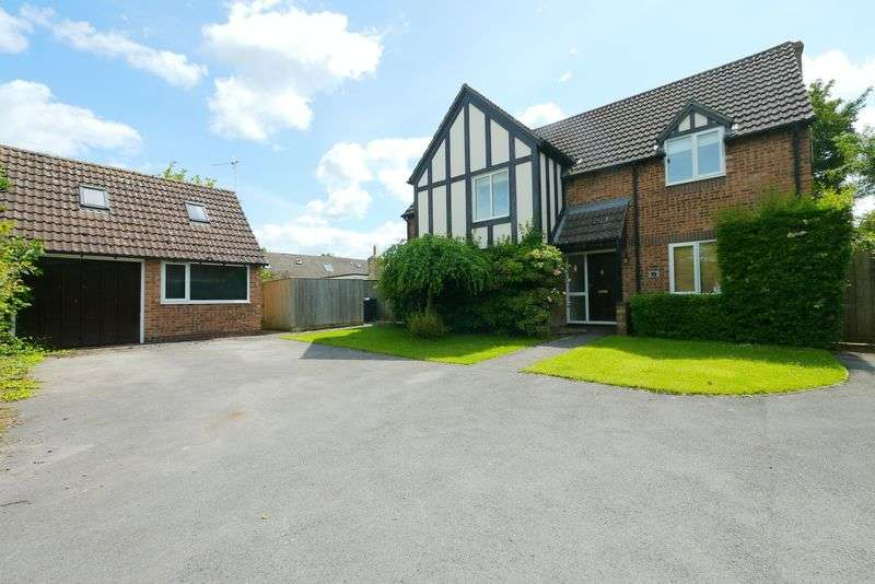 5 Bedrooms Detached House for sale in CHILTON