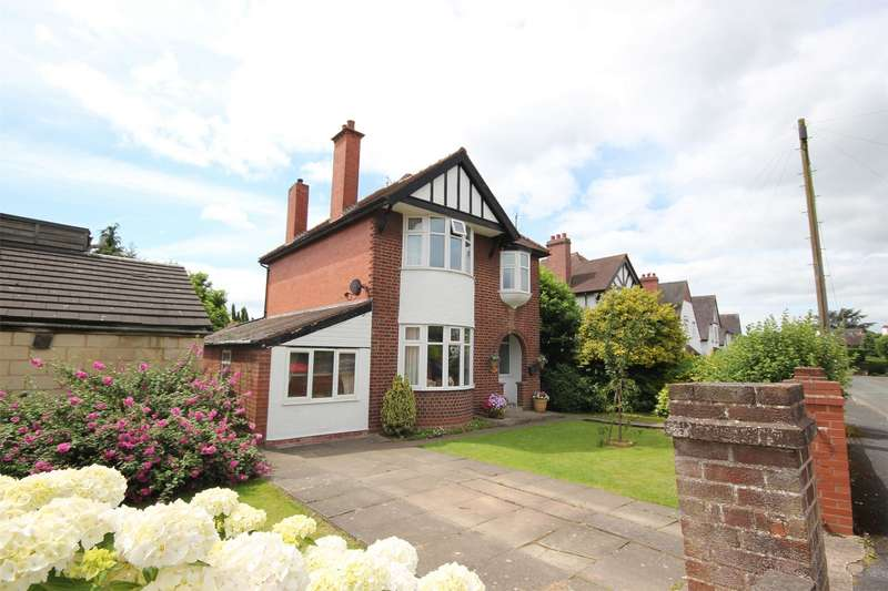 3 Bedrooms Detached House for sale in Beckett Drive, Northwick, Worcester