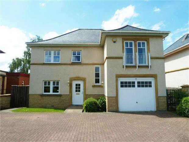 4 Bedrooms Detached House for sale in Linburn Road, Dunfermline, Fife