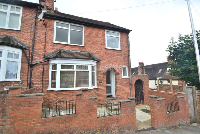 3 Bedrooms End Of Terrace House for sale in Cranbury Road, Reading