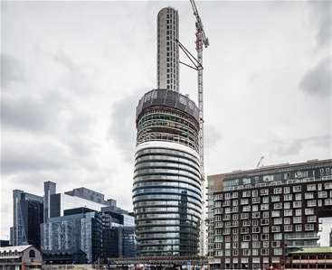 2 Bedrooms Flat for sale in Baltimore Tower, South Quay