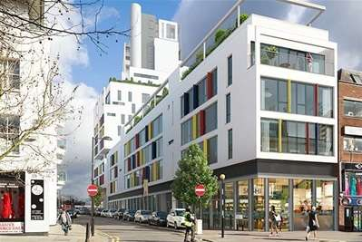 1 Bedroom Flat for sale in City North Tower, Finsbury Park