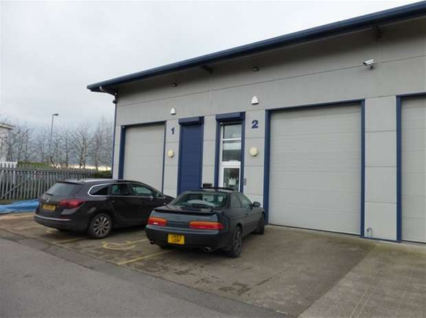 Light Industrial Commercial for sale in Oakfield Business Centre, Northacre Industrial Park, Westbury