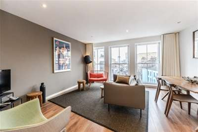 1 Bedroom Property for rent in Curtain Road, London EC2A