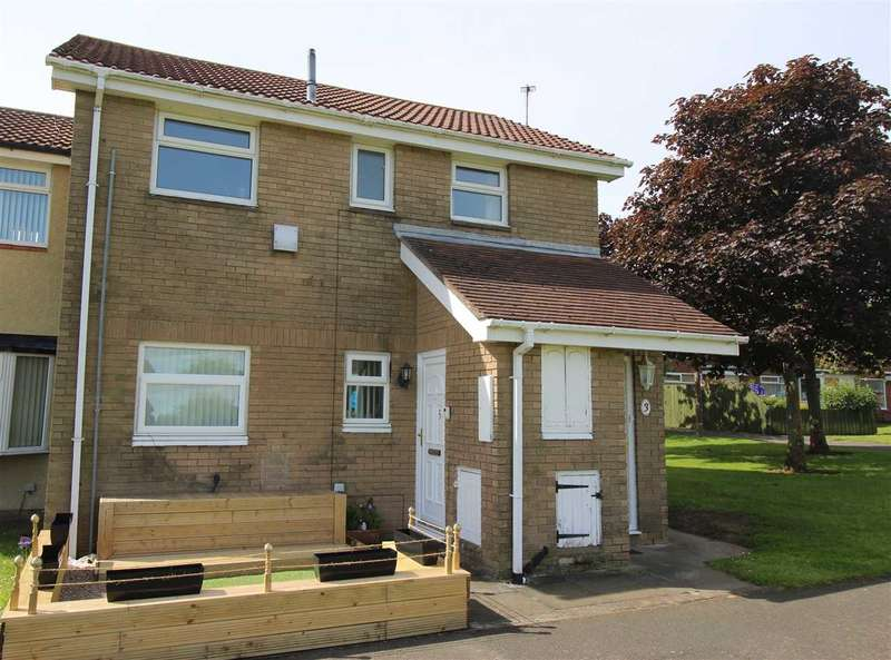 1 Bedroom Flat for sale in Hayton Close, Eastfield Glade, Cramlington