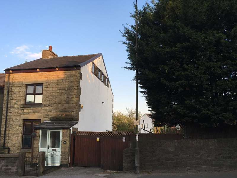 4 Bedrooms Detached House for sale in Albion Road, New Mills, High Peak, Derbyshire, SK22 3EY