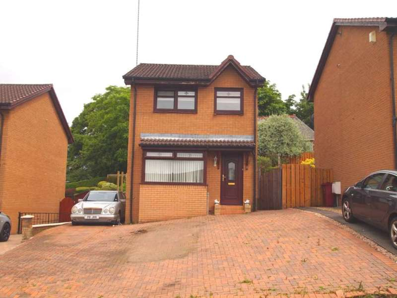 3 Bedrooms Detached House for sale in Muirbank Gardens, Rutherglen