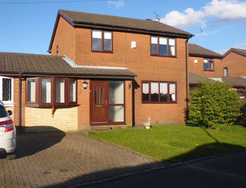 4 Bedrooms Semi Detached House for sale in Spa Lane, Oldham, OL4