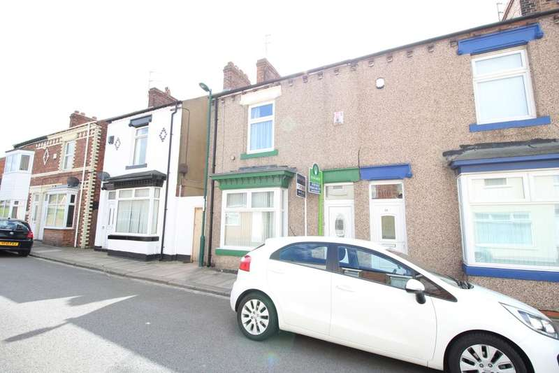 2 Bedrooms Property for sale in Cleveland Street, Normanby, Middlesbrough, TS6