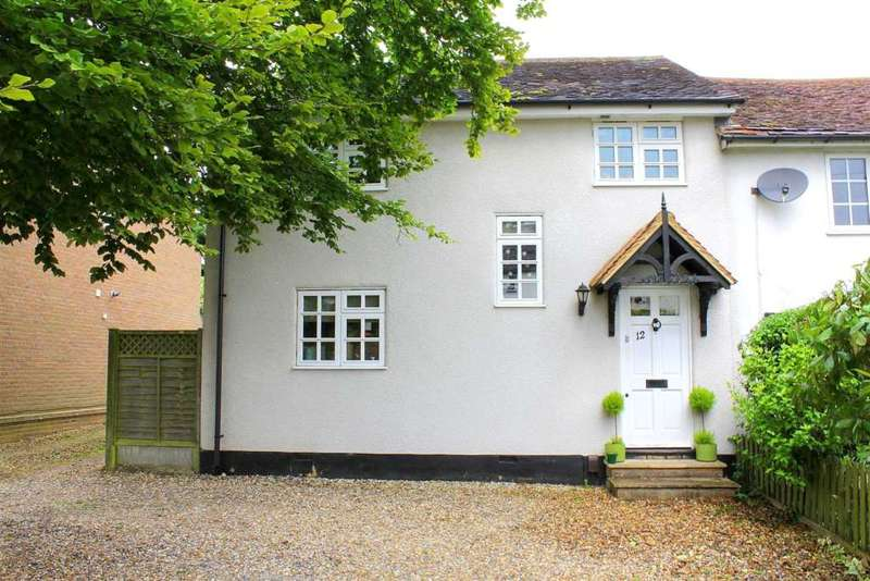 3 Bedrooms Cottage House for sale in 3 DOUBLE BED PERIOD PROPERTY - GREEN LANE, Bovingdon