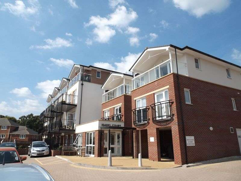 1 Bedroom Flat for sale in Isabel Court,Cowick Street, Exeter: NO CHAIN one bed ground floor retirement apartment