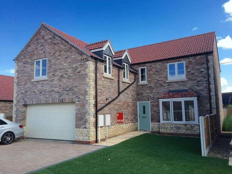 4 Bedrooms Detached House for sale in Plot 6 Rookery Meadow, Scotter