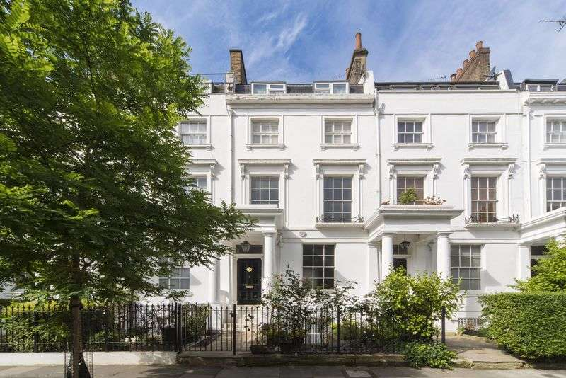 4 Bedrooms Terraced House for sale in St. Marys Terrace, London