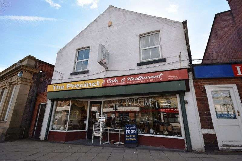 Commercial Property for sale in Bank Street, Hemsworth