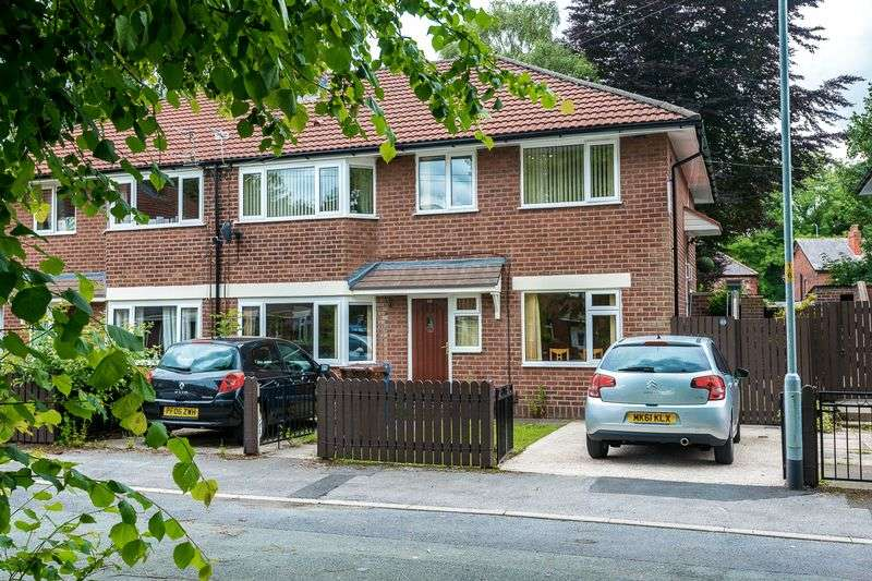 2 Bedrooms Flat for sale in Longridge Avenue, Standish