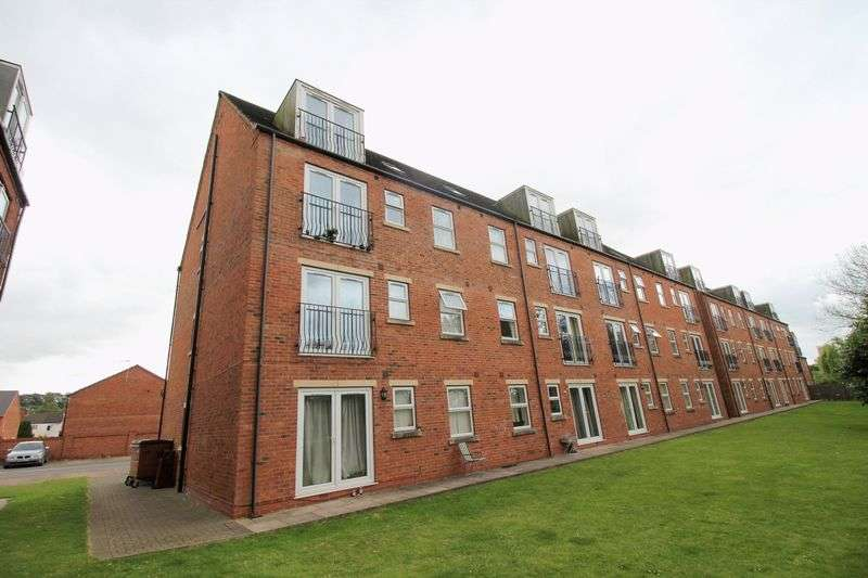 2 Bedrooms Flat for sale in Fairfax Street, Lincoln