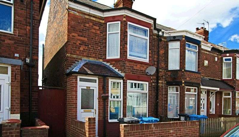 2 Bedrooms Property for sale in Monmouth Street, Hull