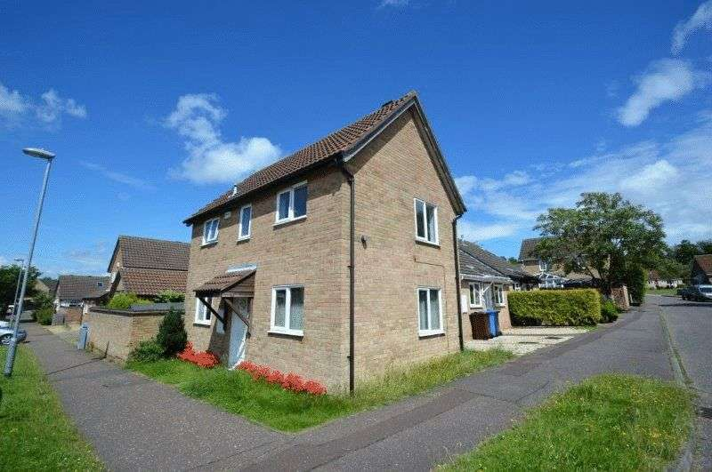 3 Bedrooms Detached House for sale in Yaxley Way, West Norwich