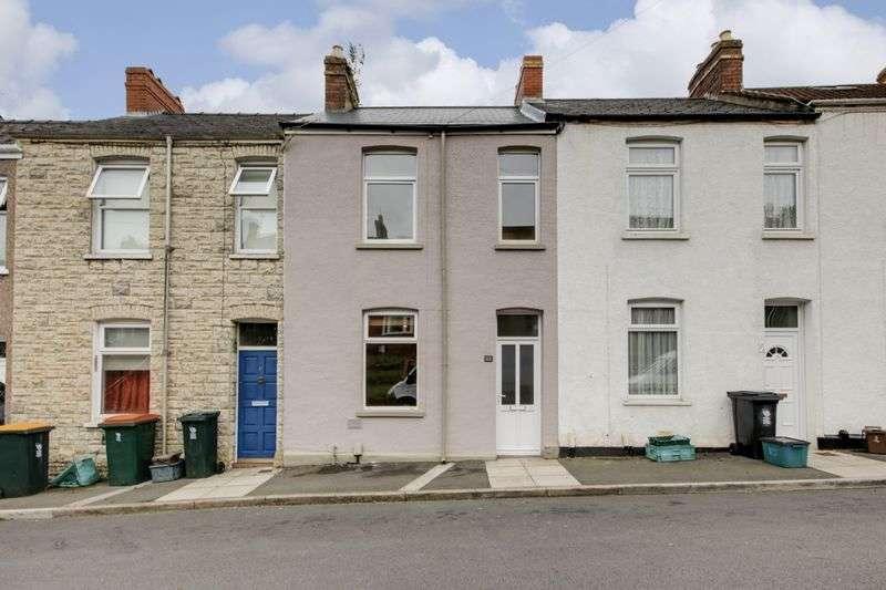 2 Bedrooms Terraced House for sale in Lambert Street, Newport