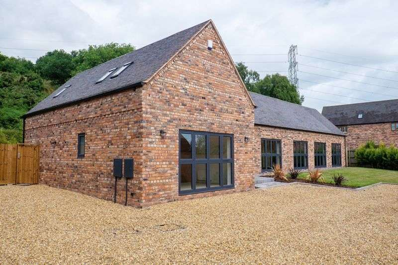 4 Bedrooms Detached House for sale in Fox Hollow, Lodge Lane, Cheslyn Hay