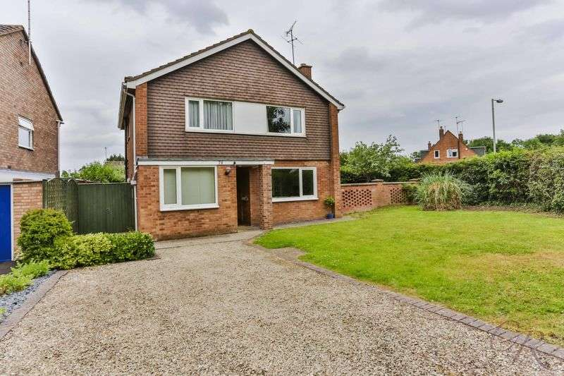3 Bedrooms Detached House for sale in Hatherley, Cheltenham