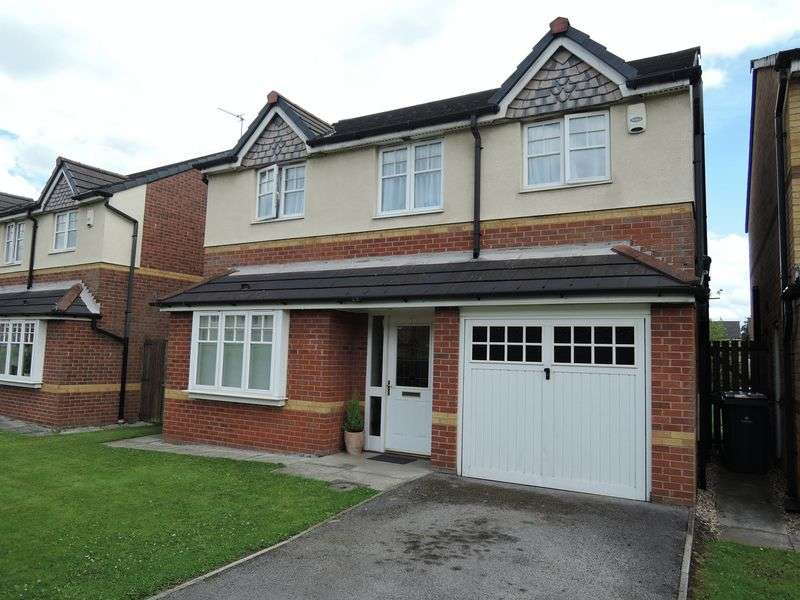 4 Bedrooms Detached House for sale in Northcote Avenue, Manchester