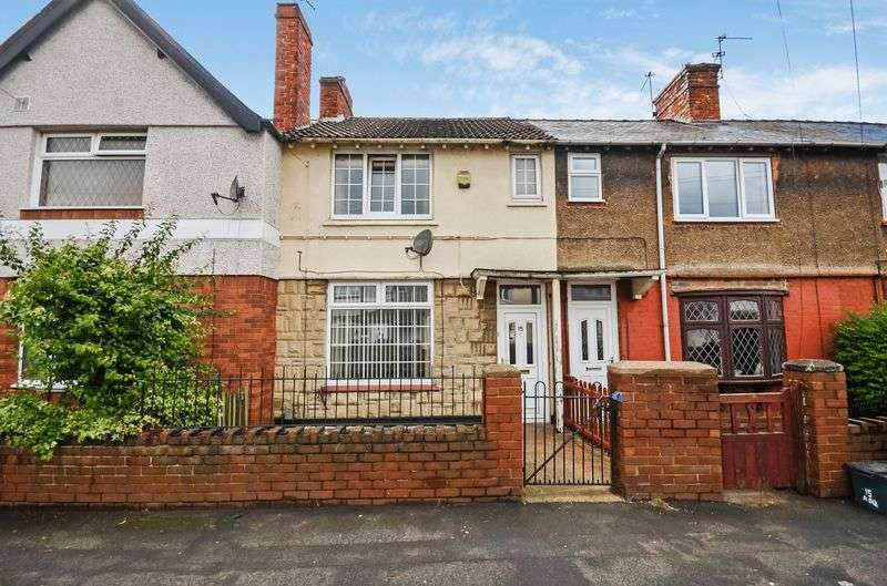 3 Bedrooms Terraced House for sale in Asquith Road, Bentley, Doncaster, DN5 0NS