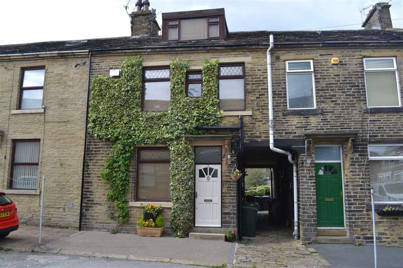 3 Bedrooms Terraced House for sale in Holly Street, Wibsey, Bradford