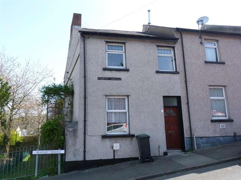 3 Bedrooms End Of Terrace House for sale in Beaufort Terrace, Newport