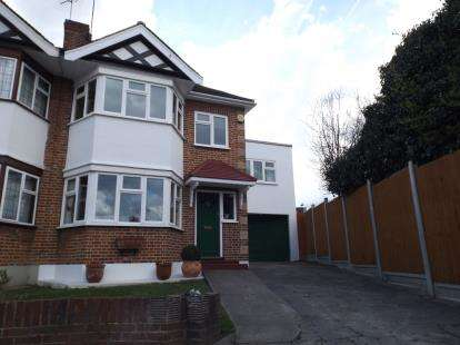 4 Bedrooms Semi Detached House for sale in Wanstead, London
