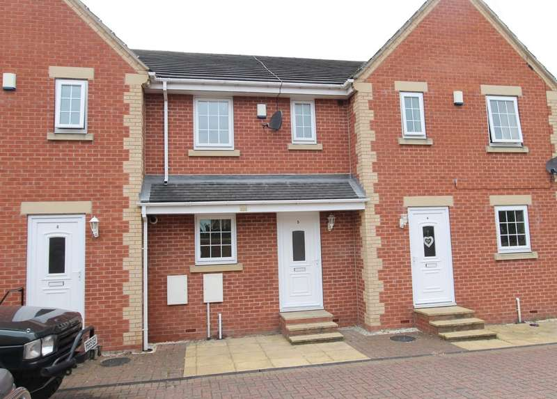 3 Bedrooms Town House for sale in Sidcop View, Cudworth, S72 8TG