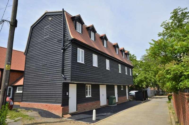 2 Bedrooms Duplex Flat for sale in Chapel Street, Billericay