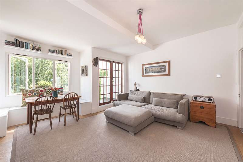 3 Bedrooms Flat for sale in Kings Avenue, Muswell Hill, London, N10