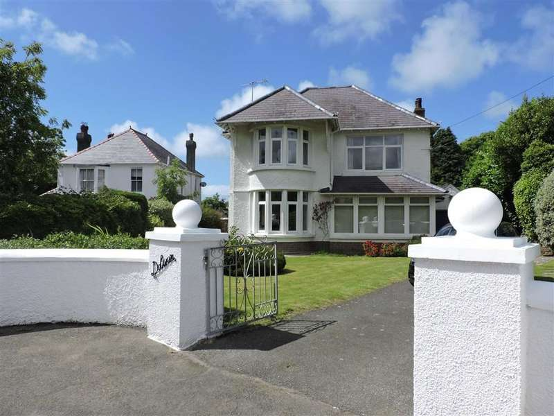 4 Bedrooms Property for sale in Dinas Cross, Newport
