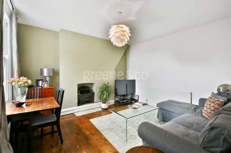 1 Bedroom Flat for sale in Park Avenue South, Crouch End, London, N8