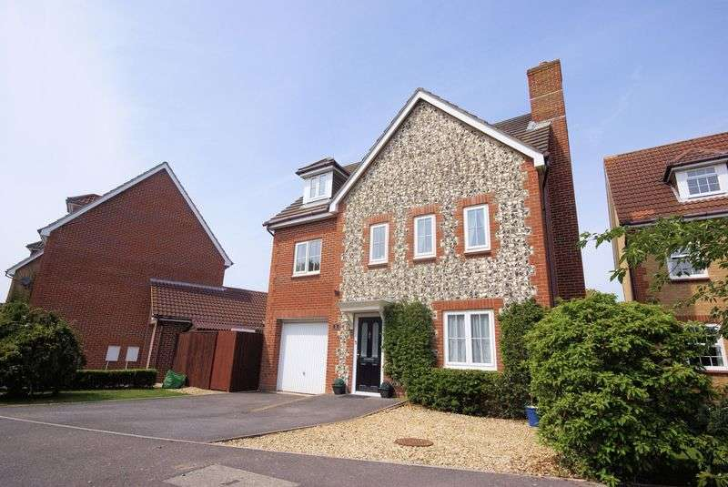 6 Bedrooms Detached House for sale in Swanton Close, Stubbington, PO14