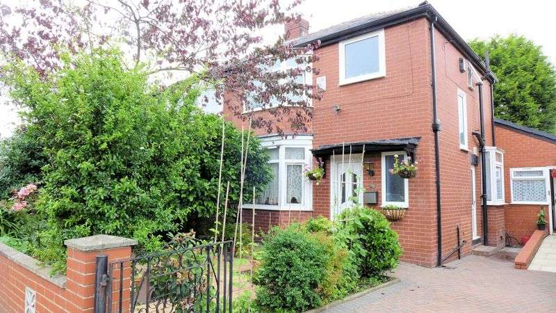 4 Bedrooms Semi Detached House for sale in Kildare Street, Farnworth