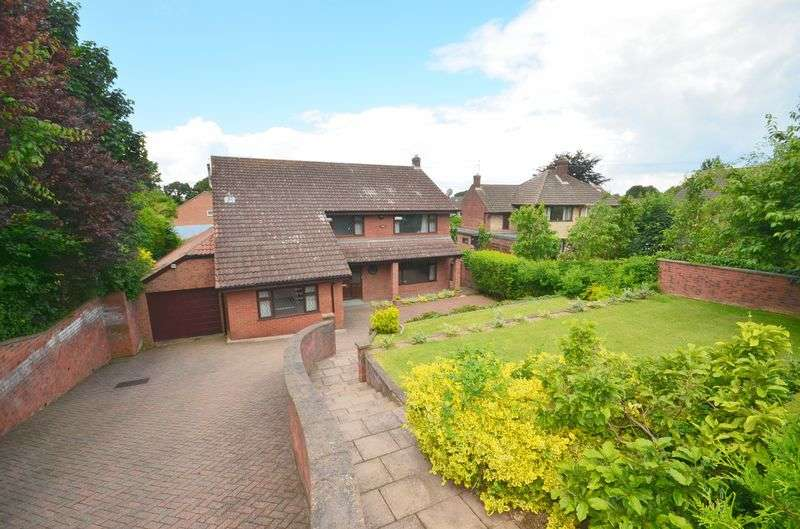 4 Bedrooms Detached House for sale in Sprowston, Norwich