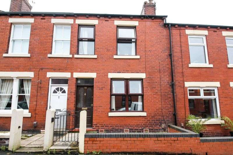 3 Bedrooms Terraced House for sale in Hill Street, Springfield