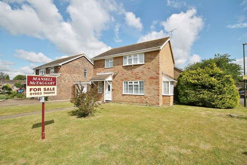 4 Bedrooms Detached House for sale in Hormare Crescent, Storrington