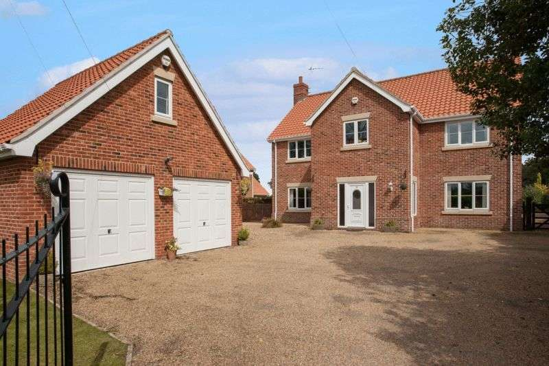 4 Bedrooms Detached House for sale in Bawdeswell