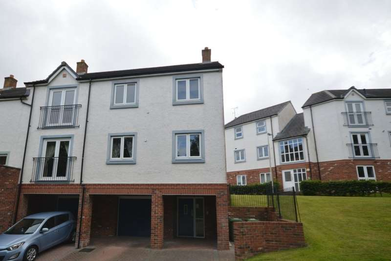 2 Bedrooms Flat for sale in Infirmary Road, Workington, CA14