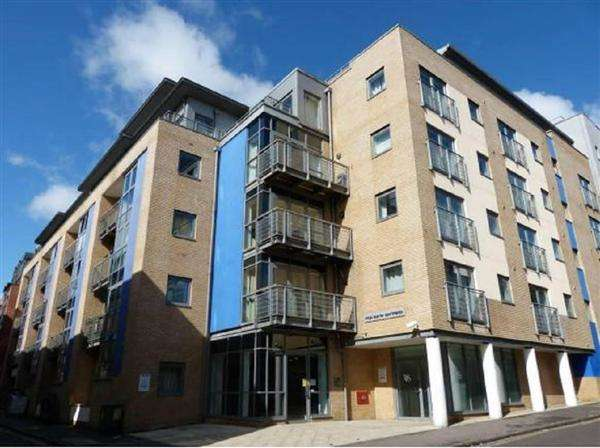 1 Bedroom Apartment Flat for sale in Kings Quarter Apartments, Kings Square Avenue, Bristol