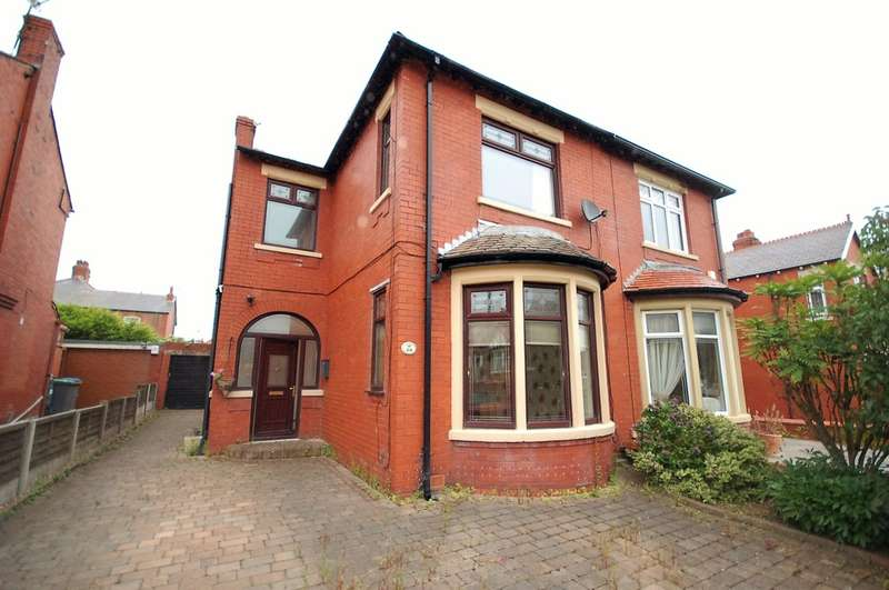 3 Bedrooms Semi Detached House for sale in St Vincent Avenue, Blackpool