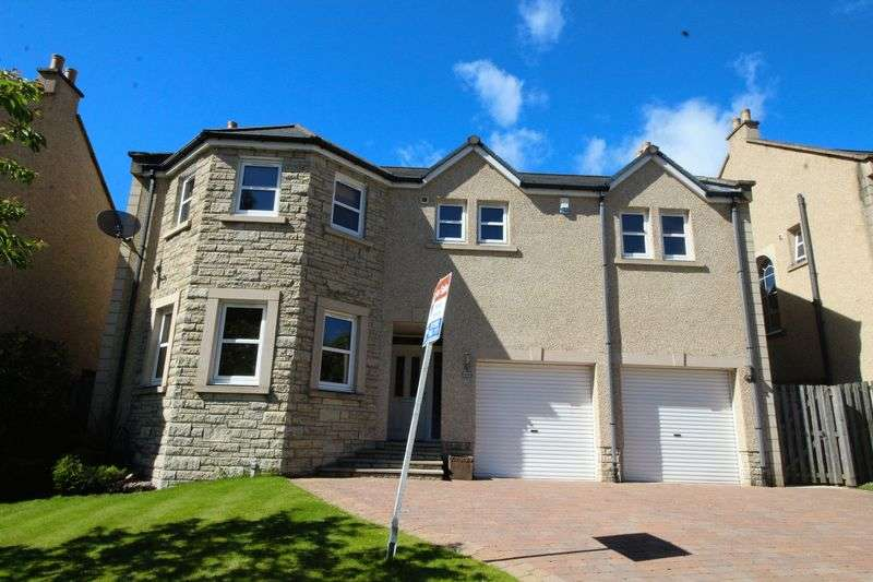 5 Bedrooms Detached House for sale in Leslie Mains, Leslie, Glenrothes