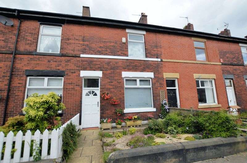 2 Bedrooms Terraced House for sale in Houghton Street, Bury