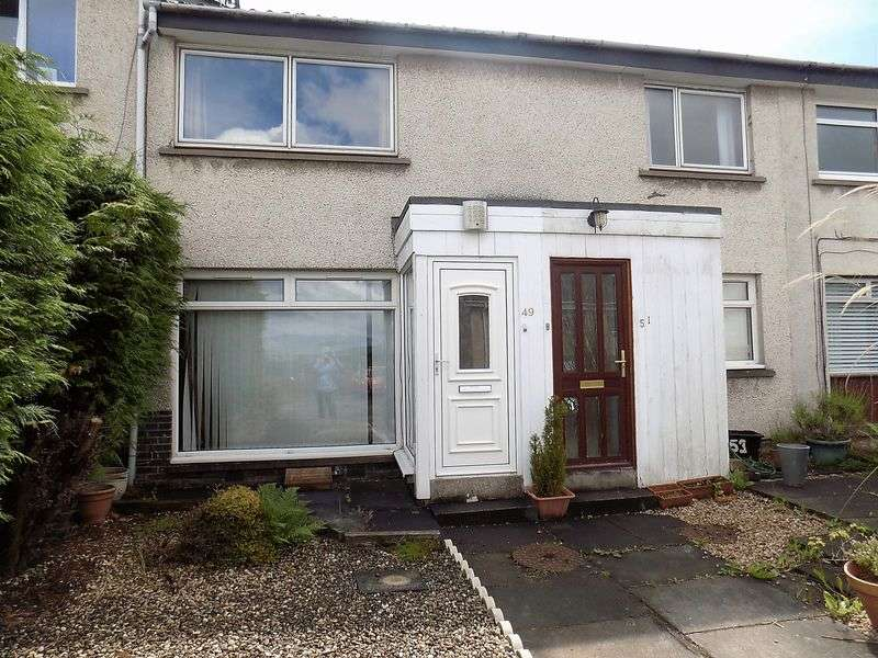 2 Bedrooms Flat for sale in Lawers Crescent, Falkirk