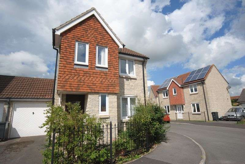 3 Bedrooms Detached House for sale in Barn Close, Somerton