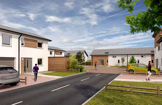 3 Bedrooms Semi Detached House for sale in Aviemore, PH22 1TF
