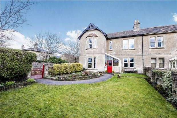 4 Bedrooms Semi Detached House for sale in The Avenue, Combe Down, BATH, BA2 5EF